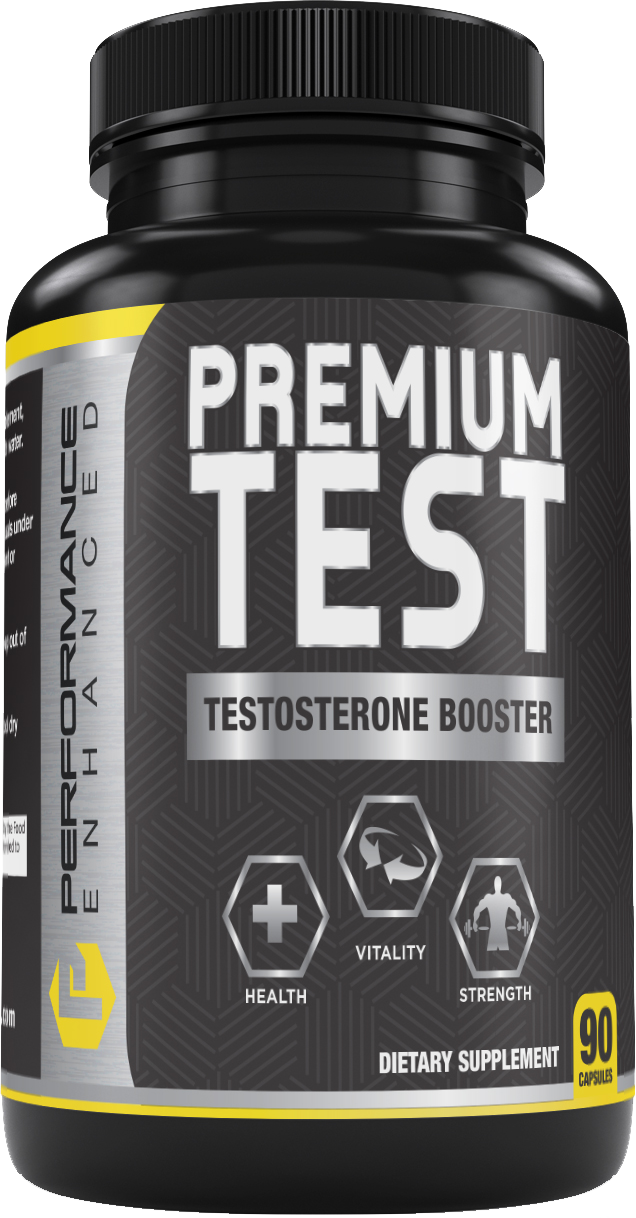 Premium Test Bottle